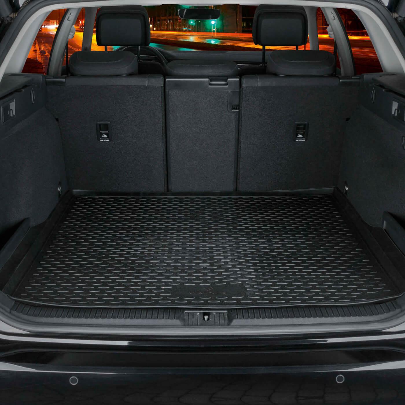 XTR - car mats for the boot