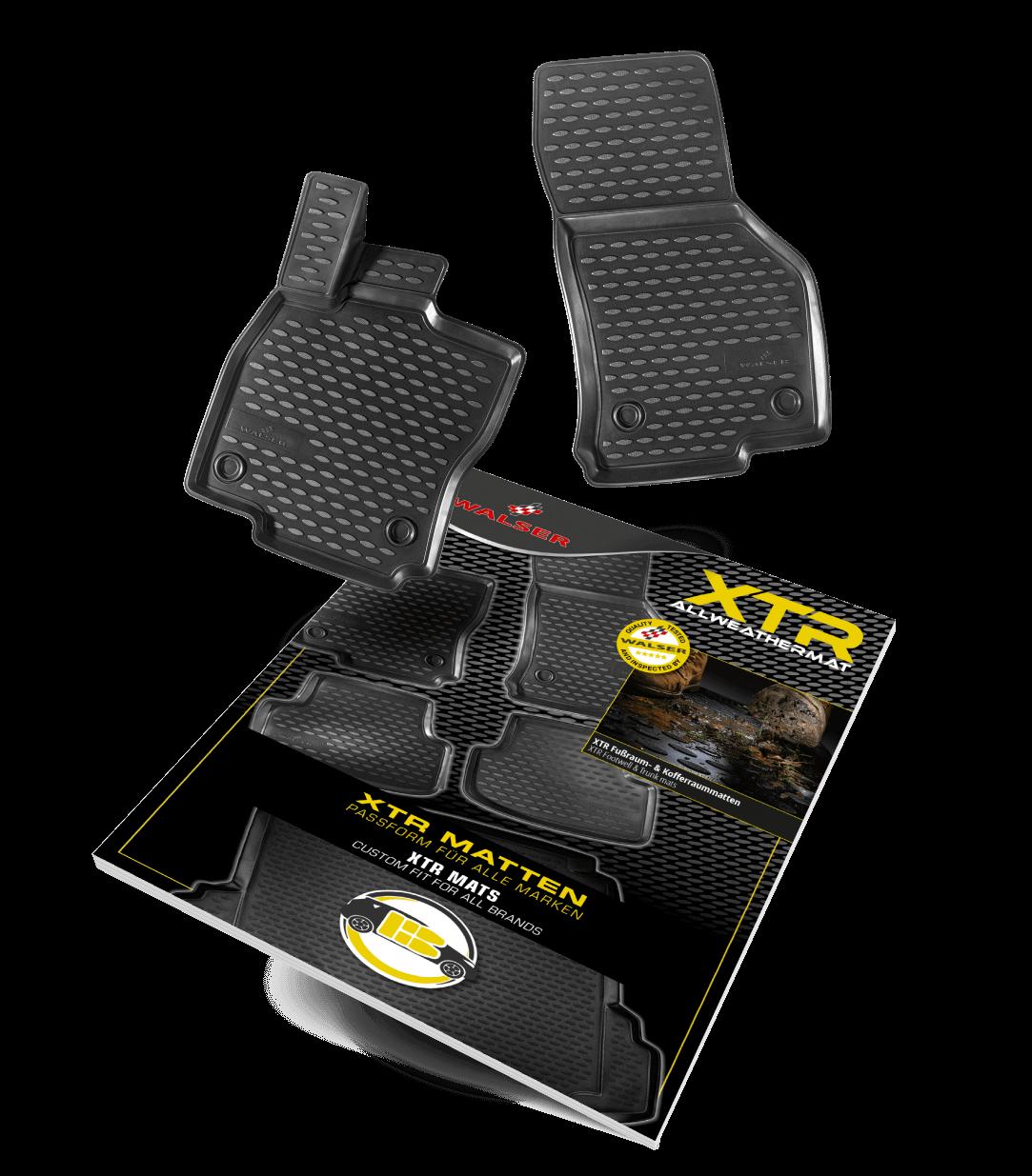 XTR - Car mats catalogue