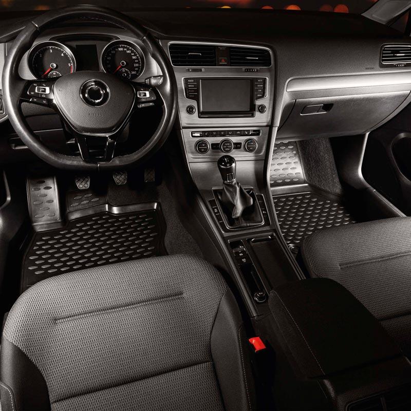 XTR - Automatten im Fahrer- und Beifahrerbereich